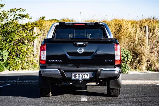 image-5, 2017 Nissan Navara Crew Cab ST-X 4X2 at Dunedin