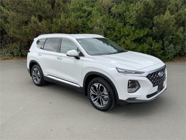 image-0, 2020 Hyundai Santa Fe TM 2.2D Elite 7S at Dunedin