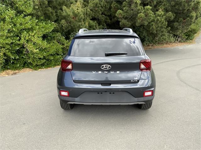 image-3, 2020 Hyundai Venue 1.6 Elite A6 at Dunedin