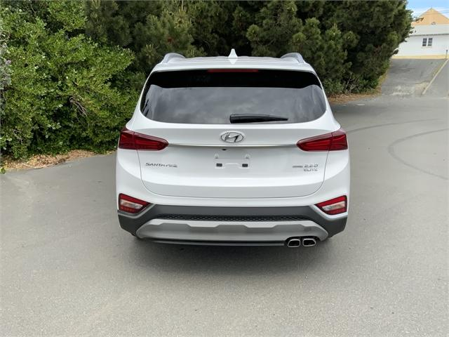 image-3, 2020 Hyundai Santa Fe TM 2.2D Elite 7S at Dunedin