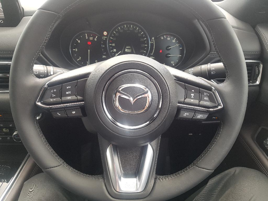 image-6, 2020 Mazda CX8 CX8 AWD TAKAMI 2.2 6AT TDI at Dunedin