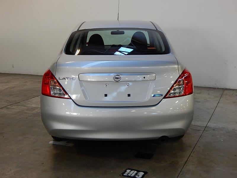 image-5, 2014 Nissan Tiida Latio B at Christchurch