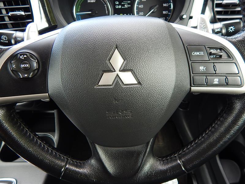 image-12, 2013 Mitsubishi Outlander PHEV(Plug-in Hybrid) at Christchurch