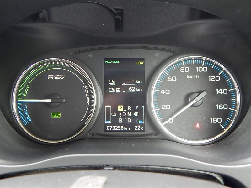 image-10, 2013 Mitsubishi Outlander PHEV(Plug-in Hybrid) at Christchurch