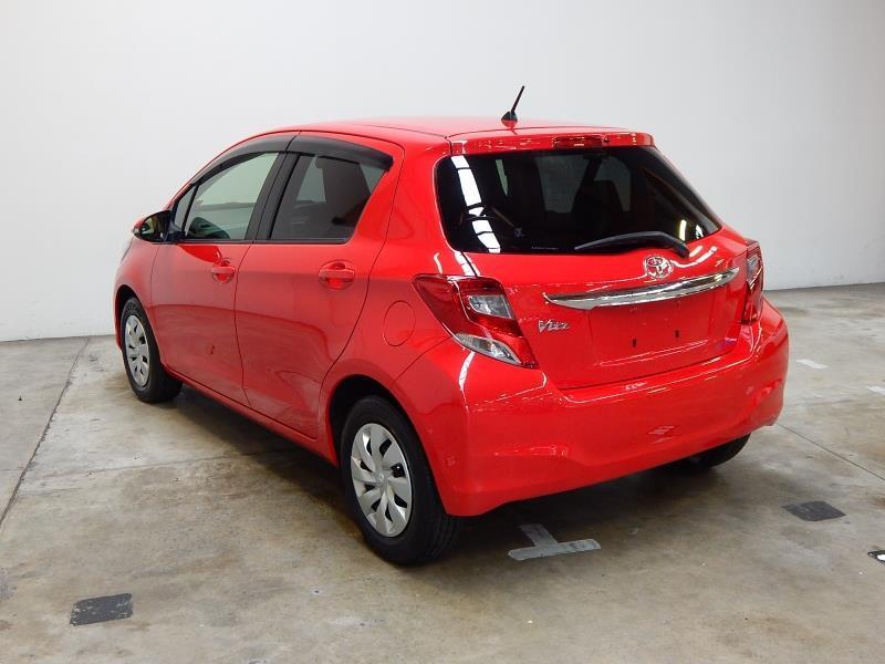 2015 Toyota Vitz F for sale in Christchurch