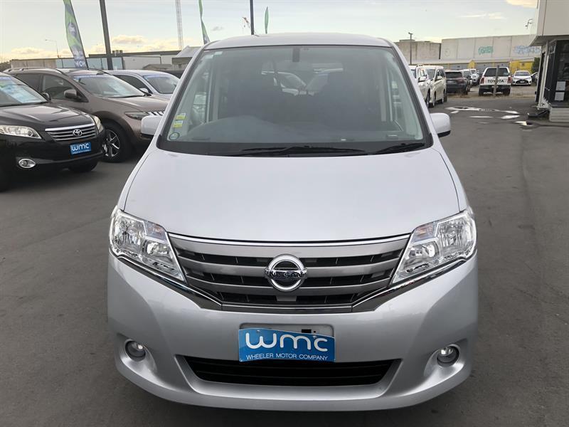 image-2, 2012 Nissan Serena S-HV Hybrid 8-Seater at Christchurch