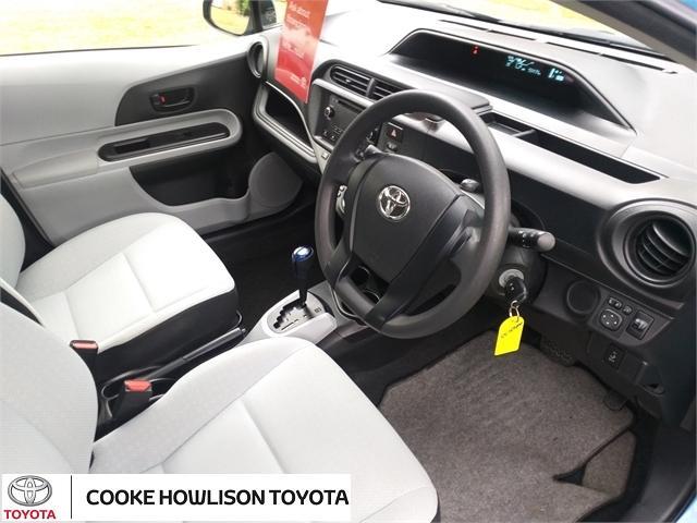 image-9, 2014 Toyota Aqua AQUA/PRIUS C at Dunedin