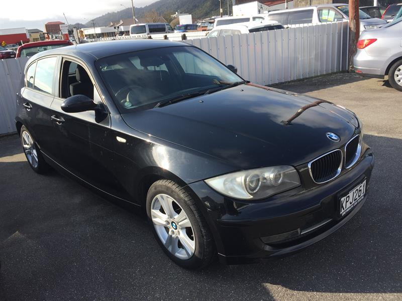 image-0, 2007 BMW 120i at Greymouth