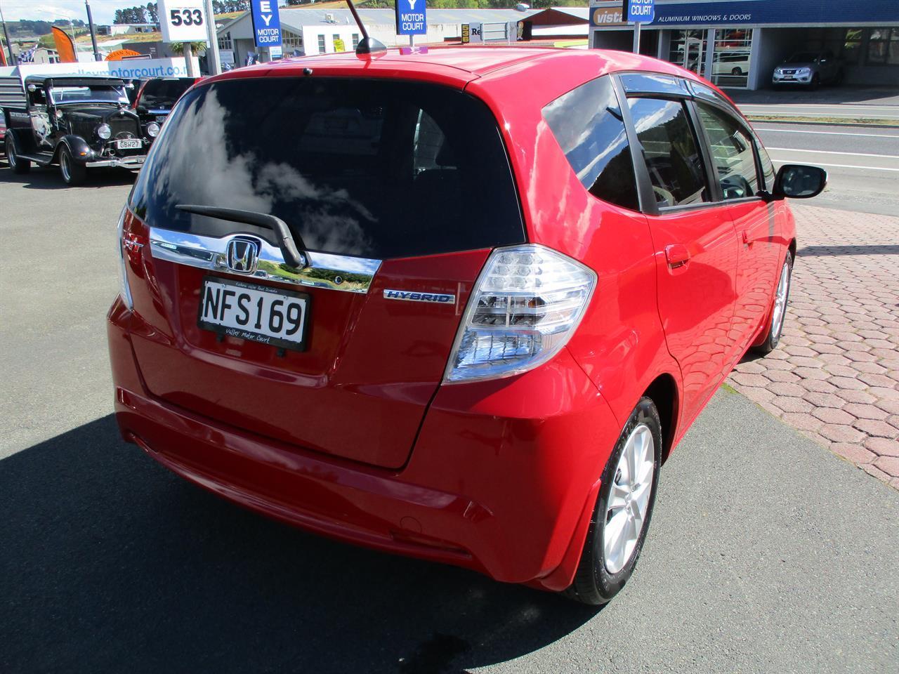 image-4, 2011 Honda Fit Hybrid at Dunedin