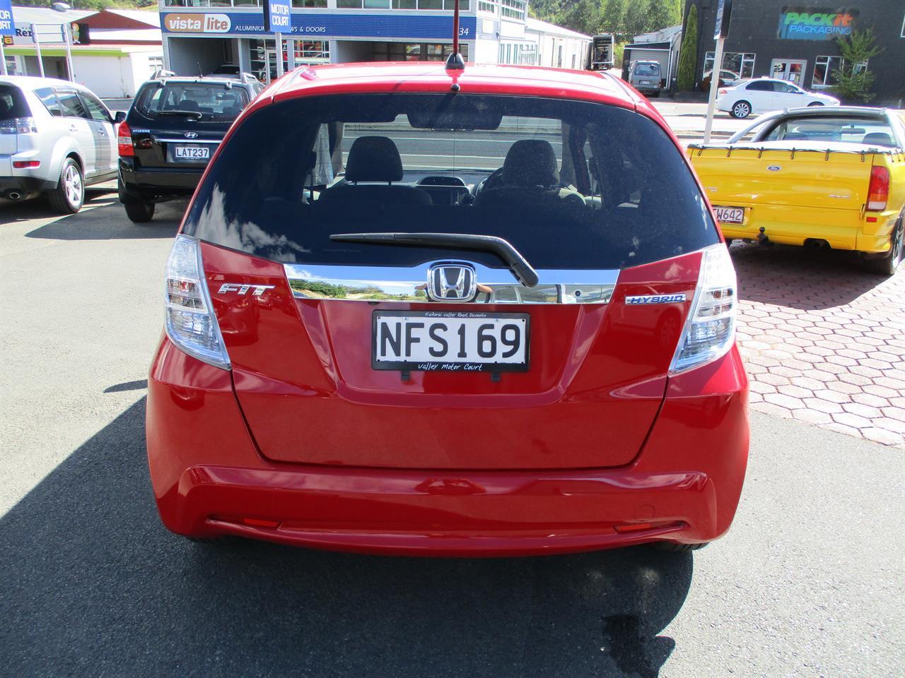 image-5, 2011 Honda Fit Hybrid at Dunedin