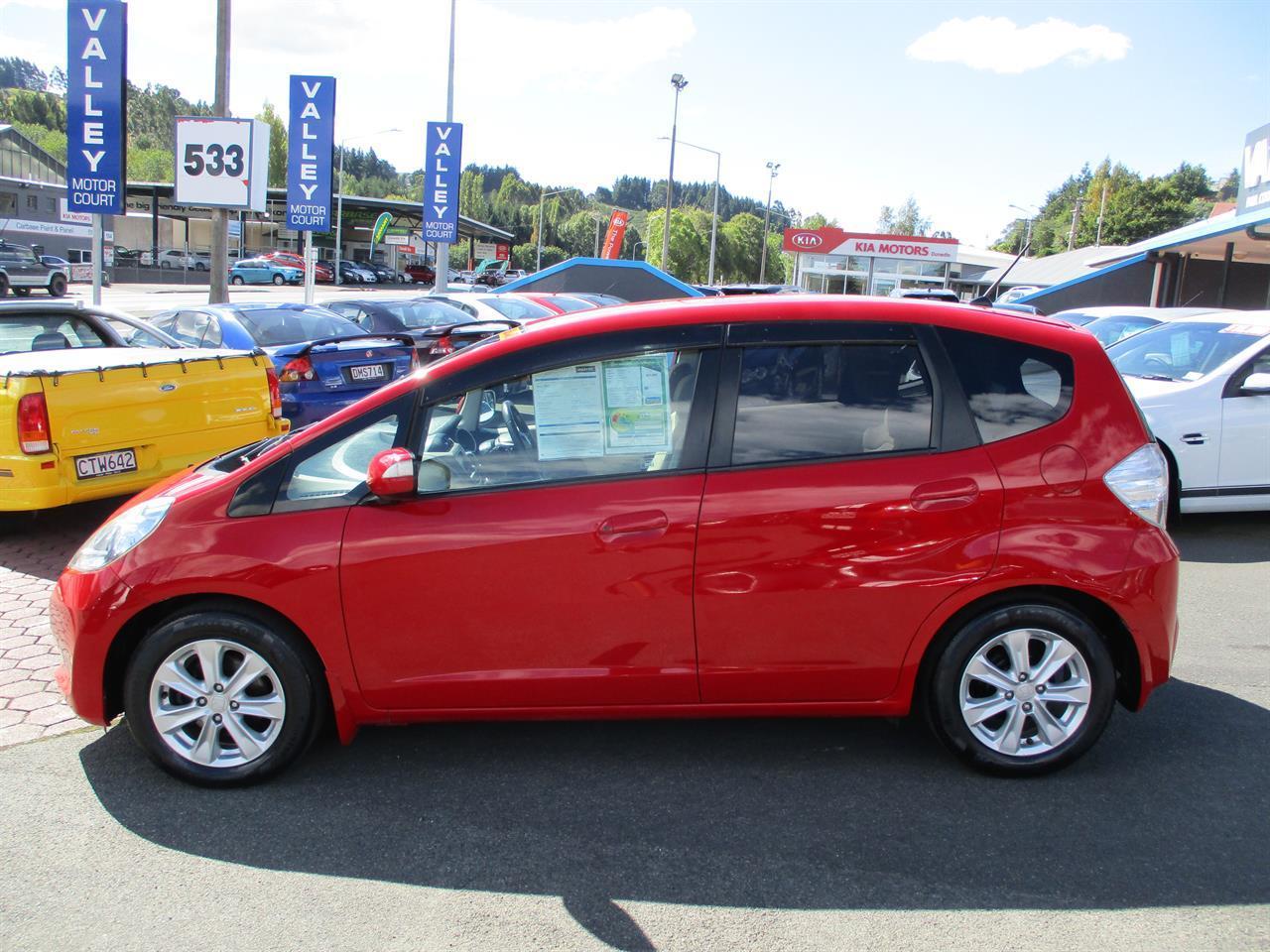 image-7, 2011 Honda Fit Hybrid at Dunedin