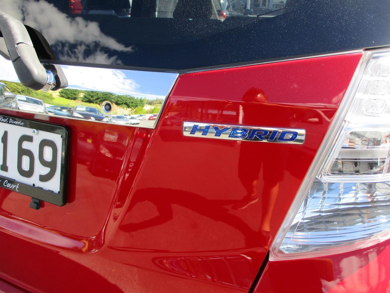 image-11, 2011 Honda Fit Hybrid at Dunedin