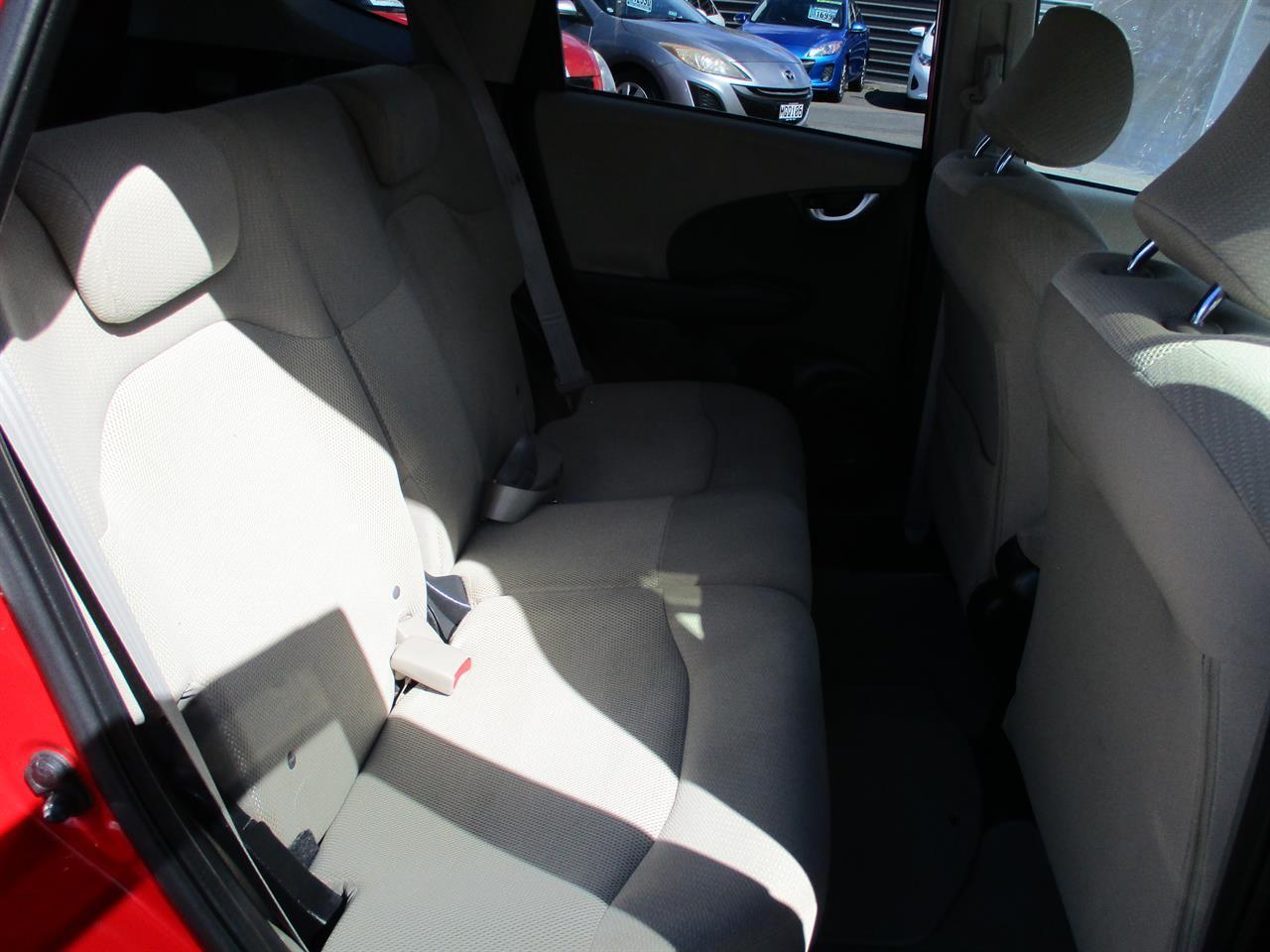image-13, 2011 Honda Fit Hybrid at Dunedin