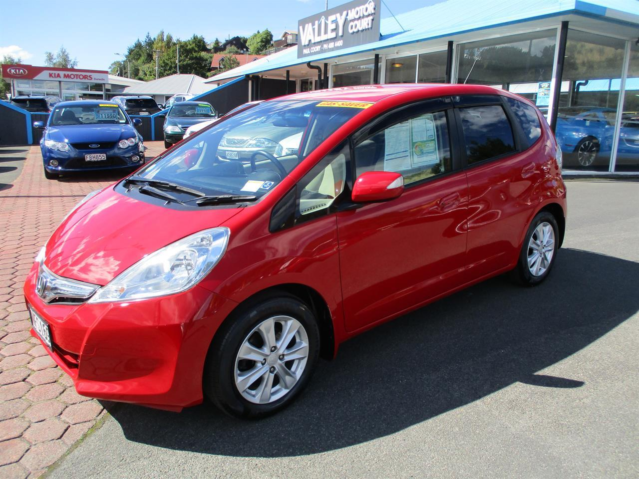 image-8, 2011 Honda Fit Hybrid at Dunedin
