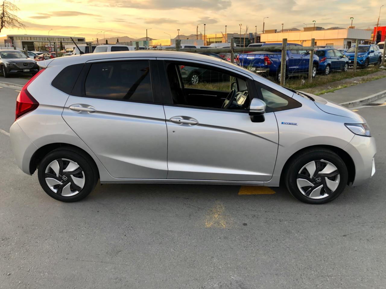 image-4, 2015 Honda Fit Hybrid F-Package at Christchurch