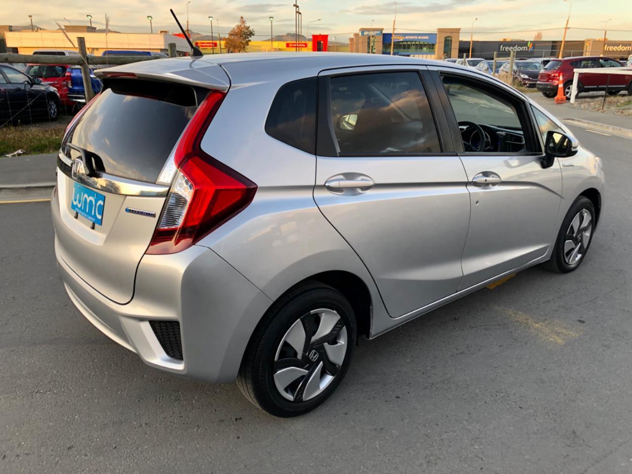 image-8, 2015 Honda Fit Hybrid F-Package at Christchurch