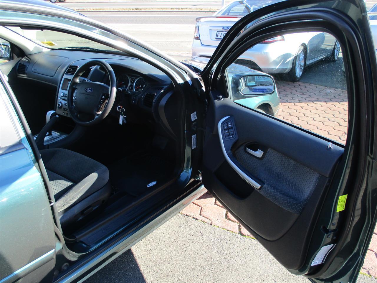 image-15, 2006 Ford Falcon BF FUTURA 4FA at Dunedin