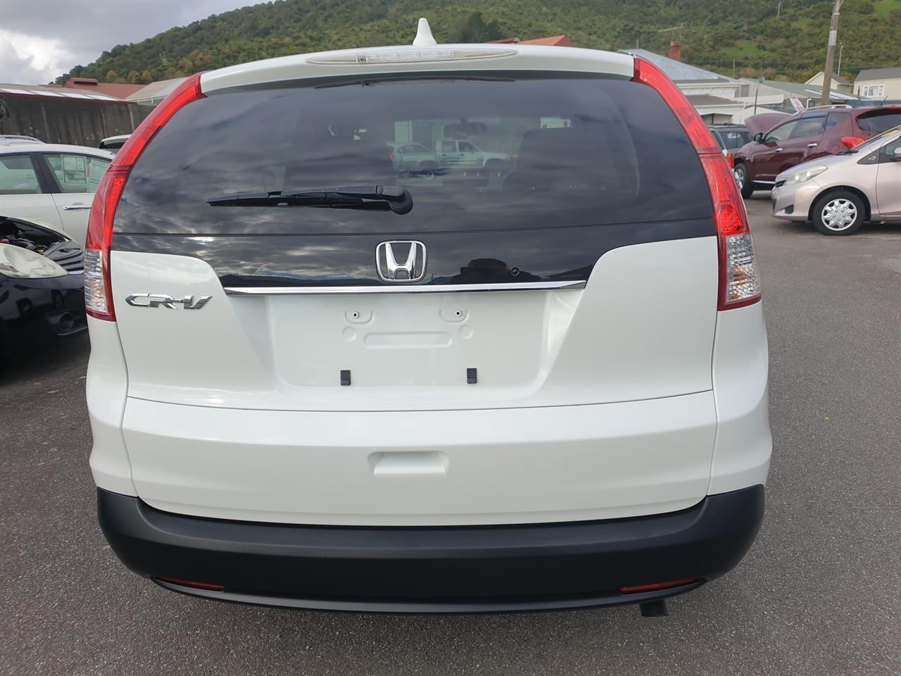 image-8, 2013 Honda CR-V 20G at Greymouth