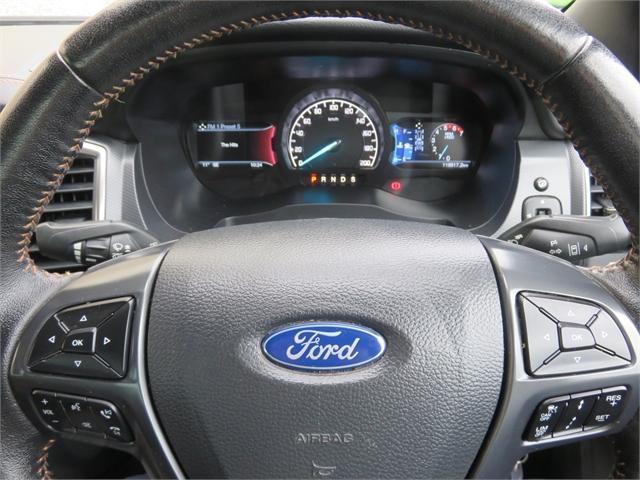 image-9, 2015 Ford Ranger Wildtrak Auto 3.2D DC 4WD at Dunedin
