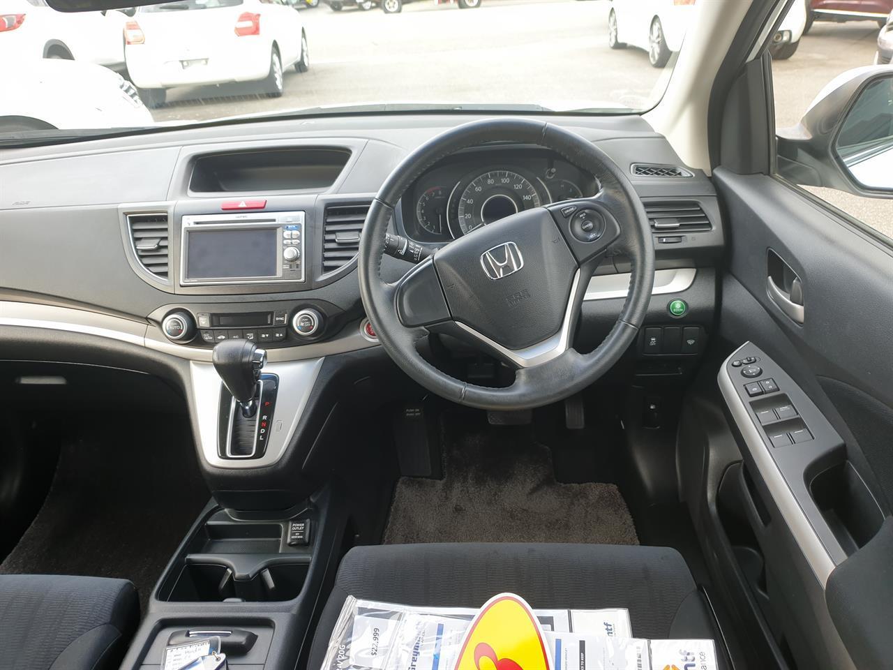 image-11, 2013 Honda CR-V 20G at Greymouth
