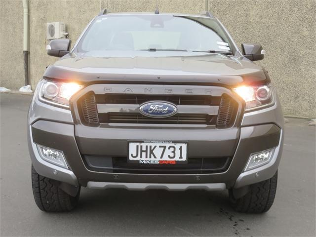 image-1, 2015 Ford Ranger Wildtrak Auto 3.2D DC 4WD at Dunedin