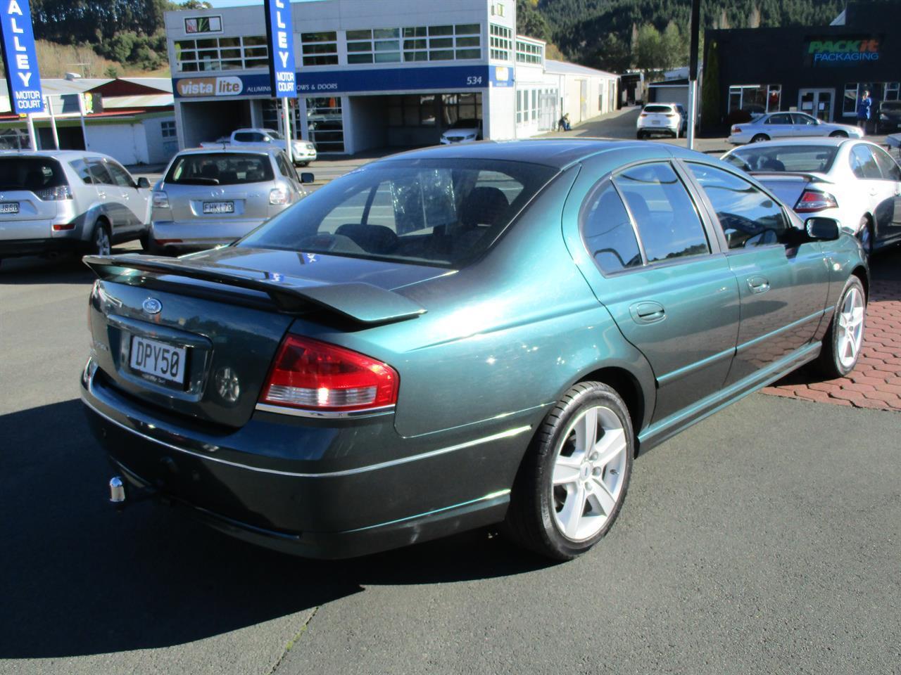 image-4, 2006 Ford Falcon BF FUTURA 4FA at Dunedin