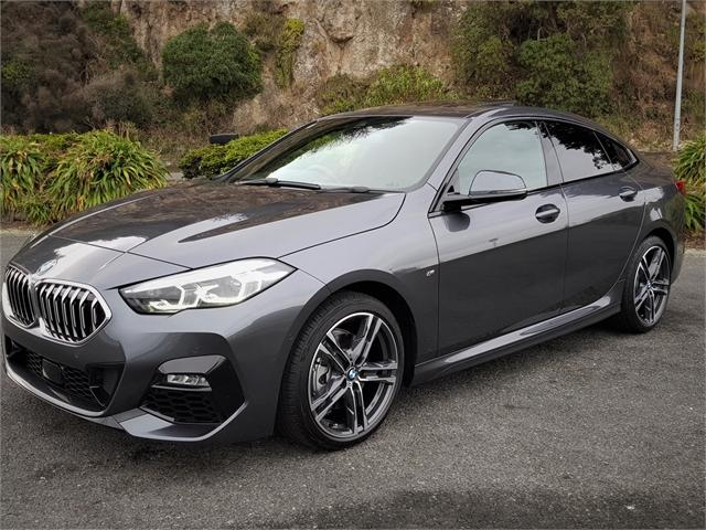 image-0, 2020 BMW 218i Gran Coupe M-Sport Launch Edition at Dunedin