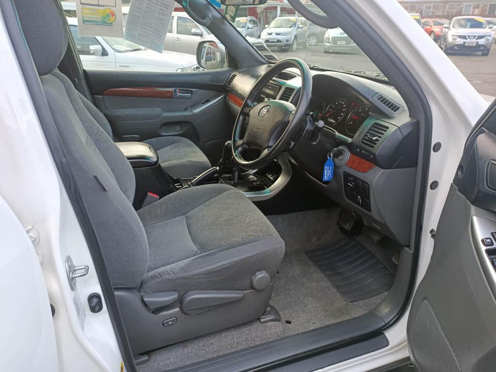 image-7, 2006 Toyota Landcruiser Prado 3.0DT 4WD VX W5 4A T at Dunedin