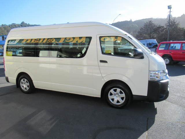 image-5, 2017 Toyota HIACE MINIBUS at Dunedin