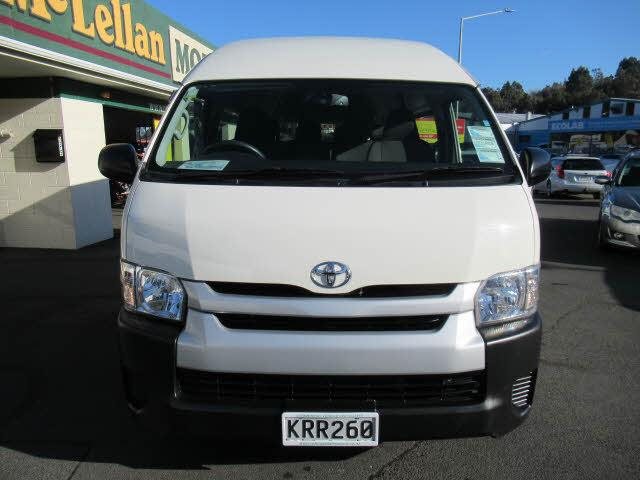 image-6, 2017 Toyota HIACE MINIBUS at Dunedin
