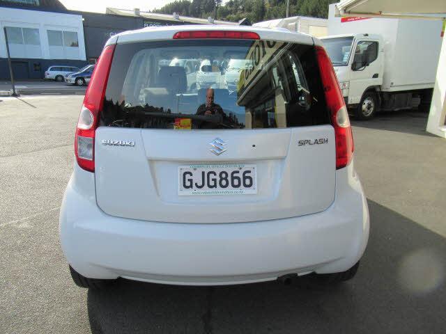 image-5, 2012 Suzuki Splash hatch at Dunedin