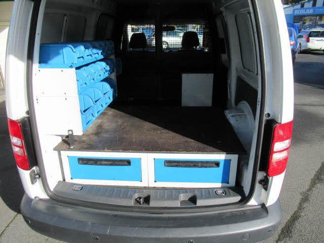 image-9, 2014 Volkswagen Caddy Maxi TDI at Dunedin