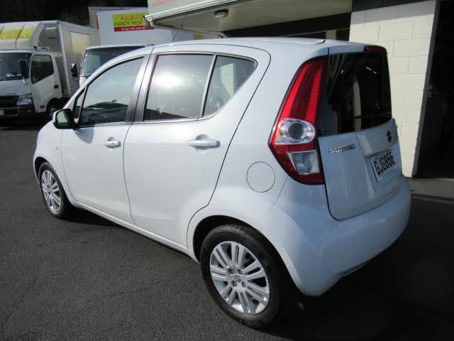 image-4, 2012 Suzuki Splash hatch at Dunedin