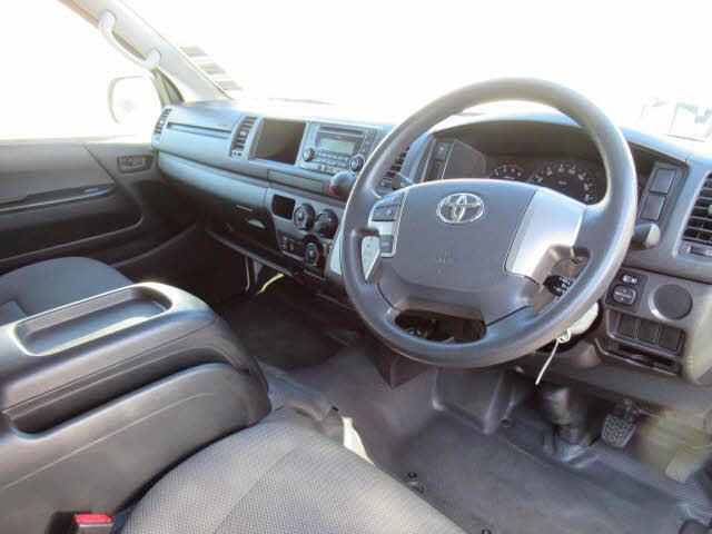 image-10, 2017 Toyota HIACE MINIBUS at Dunedin