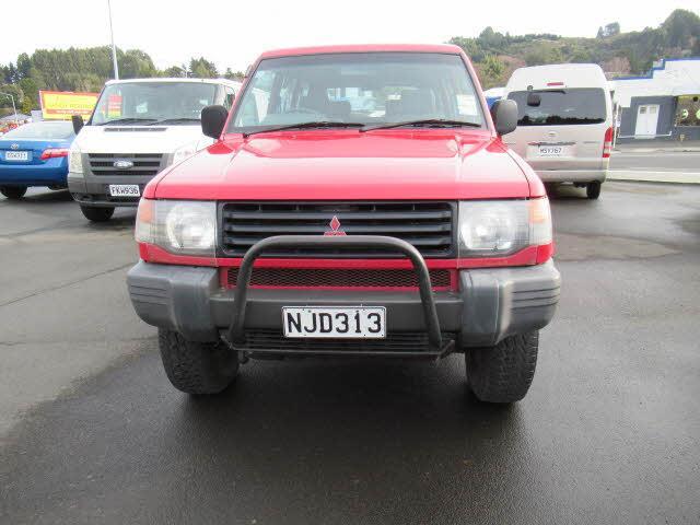 image-3, 1997 Mitsubishi Pajero LWB at Dunedin