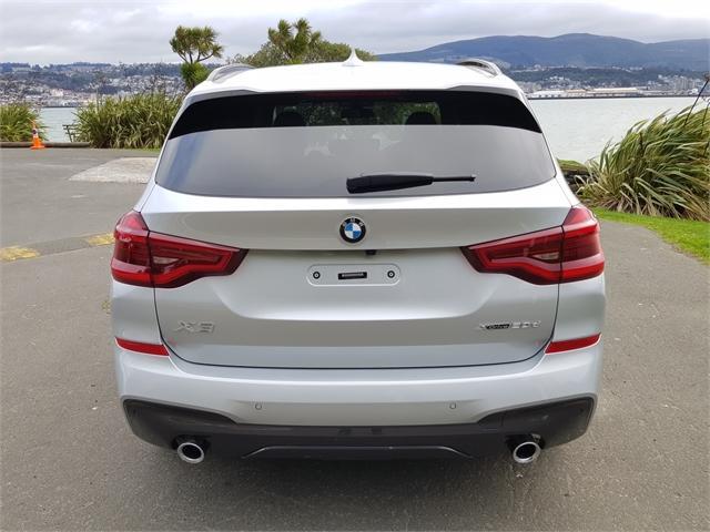 2019 BMW X3 xDrive 20d M Sport + Innovations for sale in Dunedin