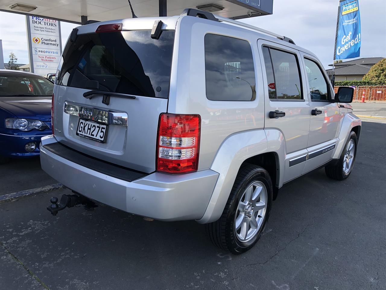 image-2, 2012 Jeep Cherokee KK Limited 3.7P at Christchurch