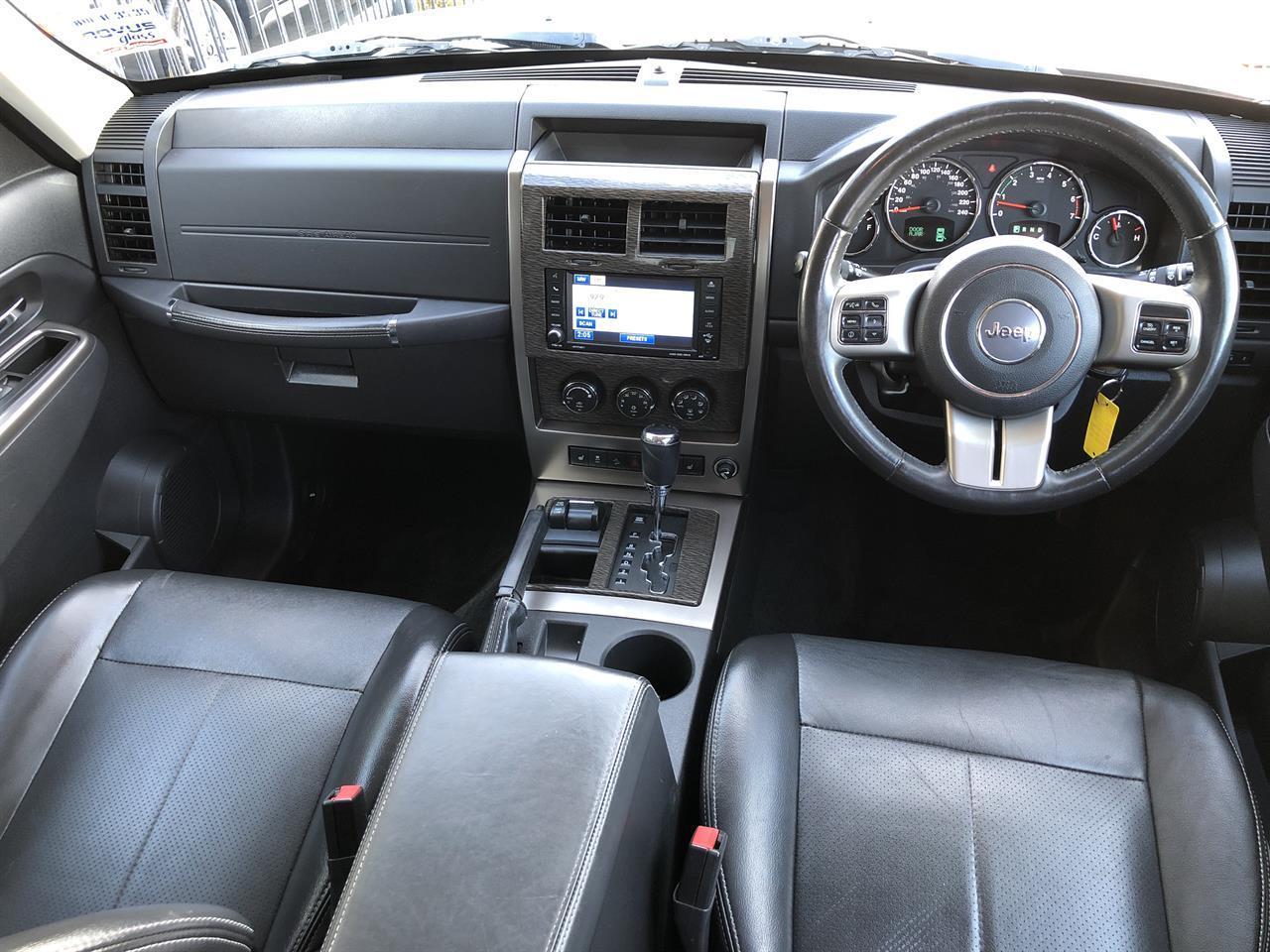 image-9, 2012 Jeep Cherokee KK Limited 3.7P at Christchurch