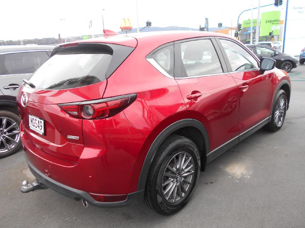image-1, 2017 Mazda CX-5 GSX DSL 2.2D/4WD/6AT at Dunedin