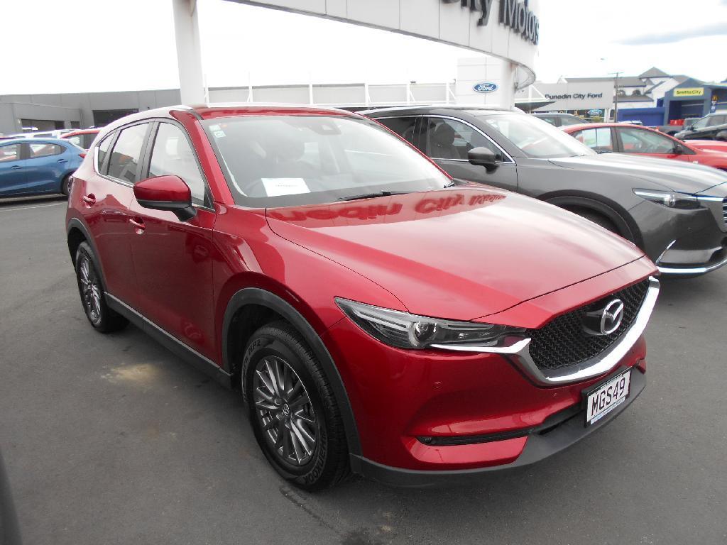 image-4, 2017 Mazda CX-5 GSX DSL 2.2D/4WD/6AT at Dunedin