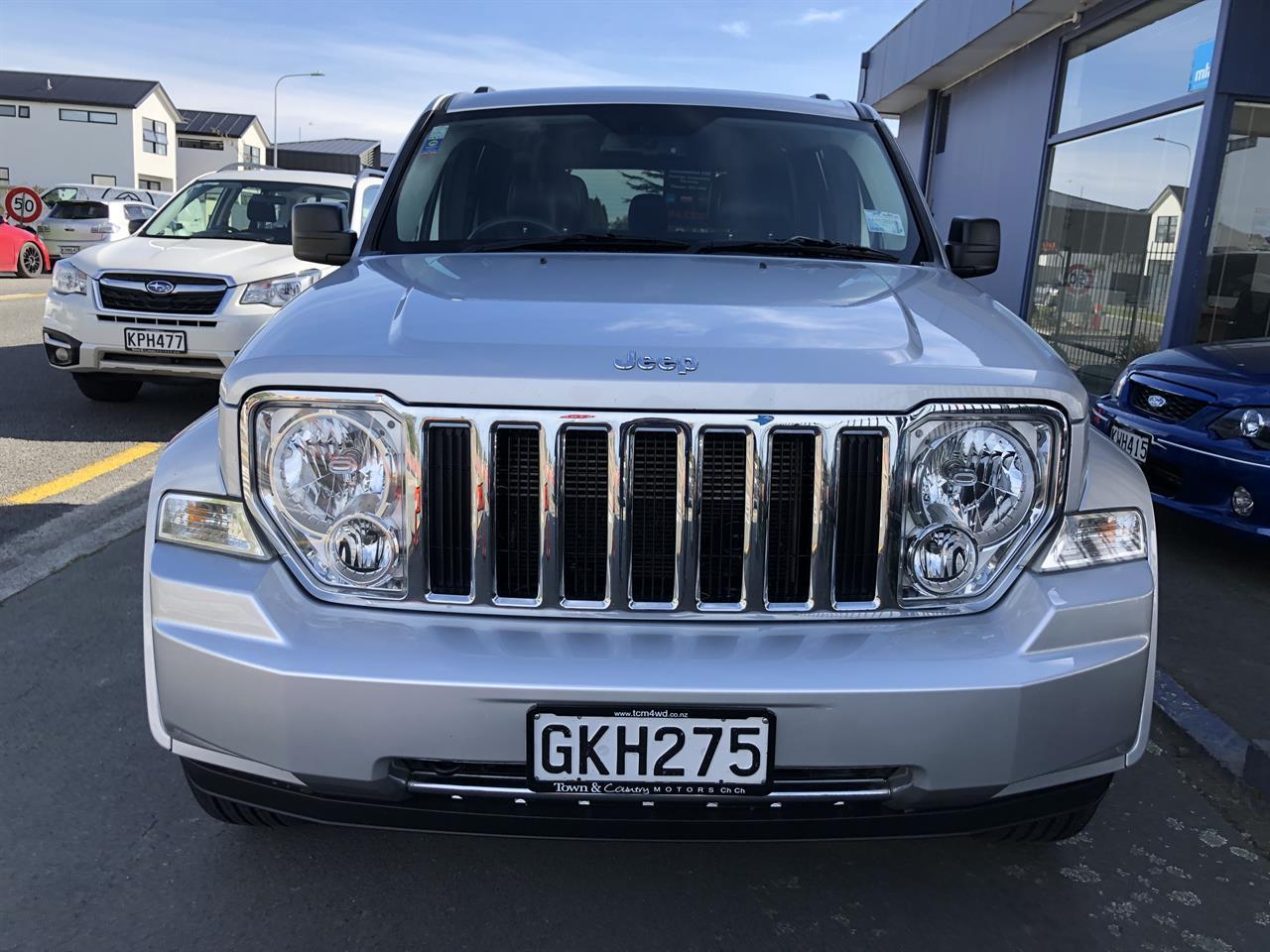 image-3, 2012 Jeep Cherokee KK Limited 3.7P at Christchurch