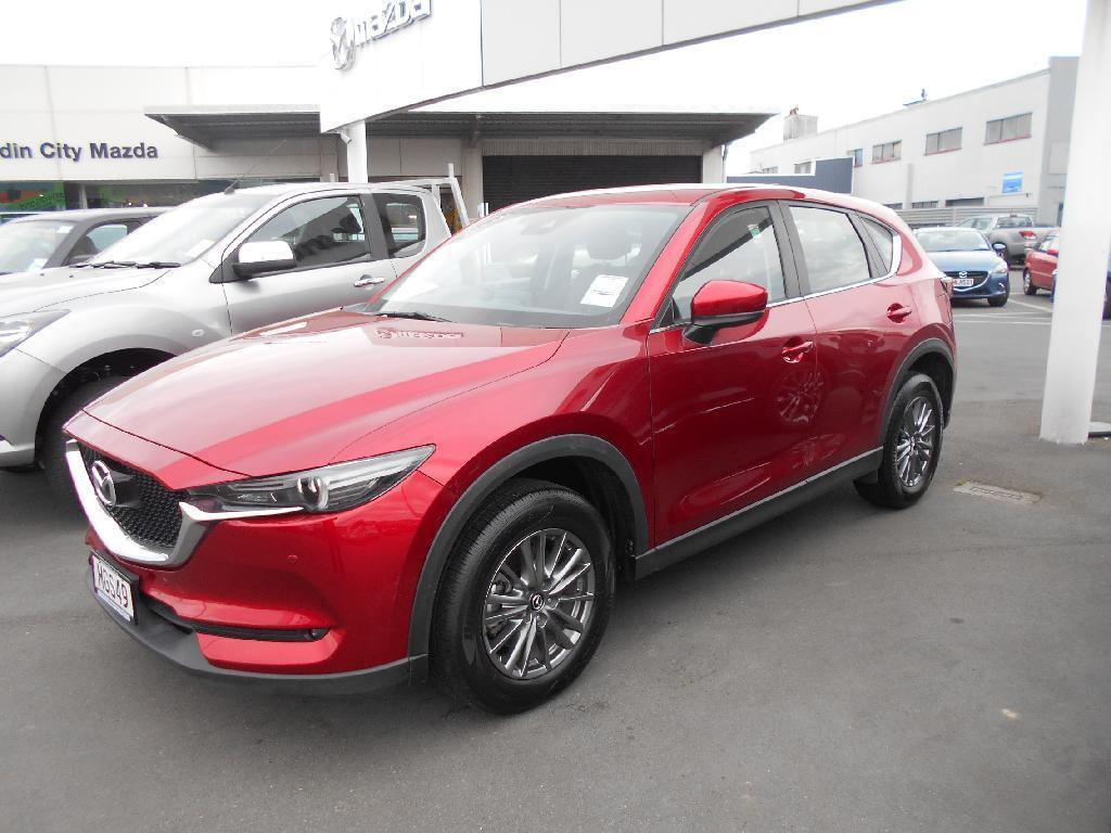 image-0, 2017 Mazda CX-5 GSX DSL 2.2D/4WD/6AT at Dunedin