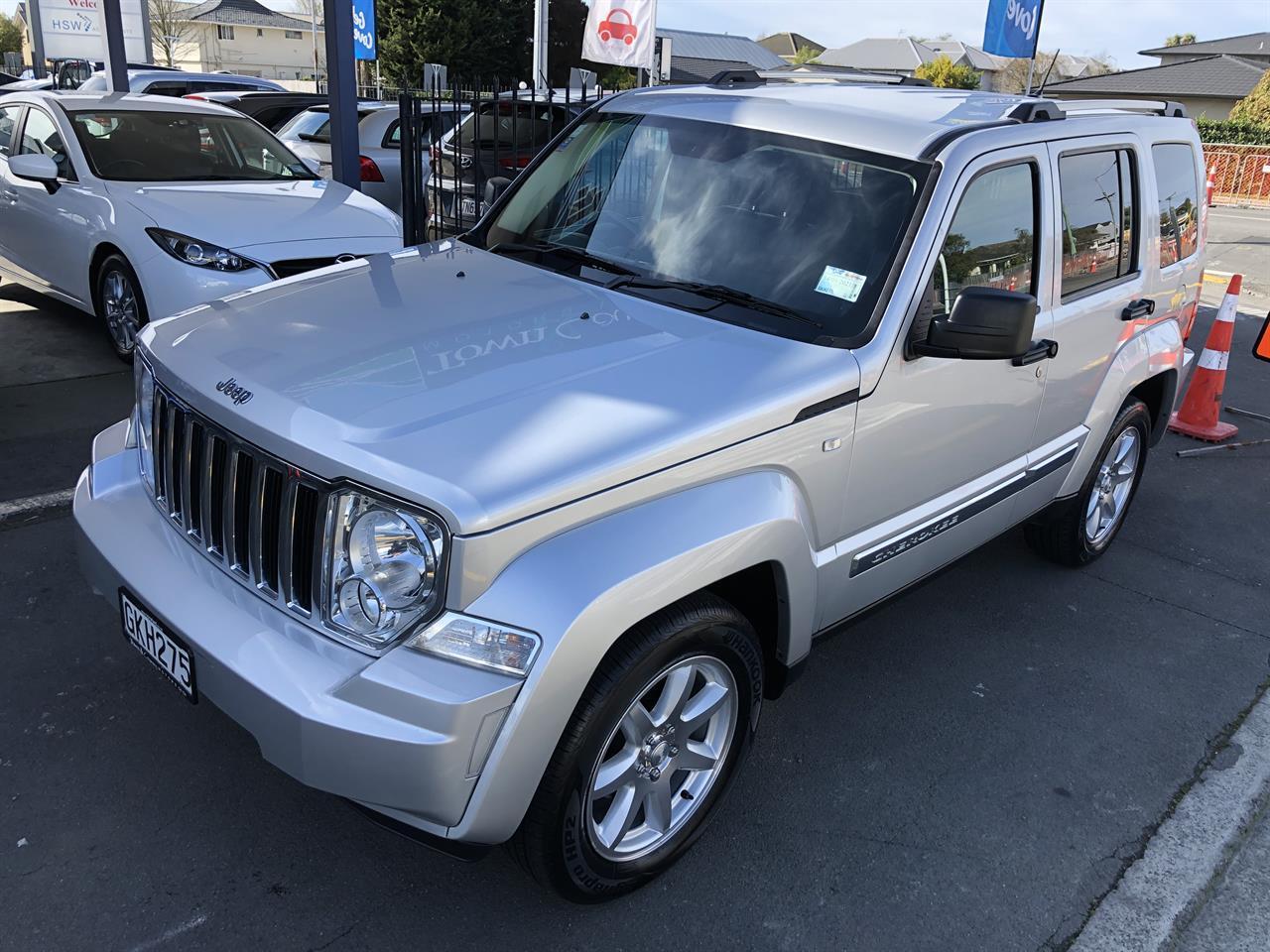 image-5, 2012 Jeep Cherokee KK Limited 3.7P at Christchurch