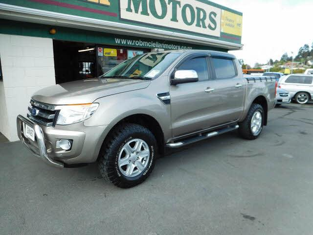 image-0, 2013 Ford Ranger XLT 4WD at Dunedin