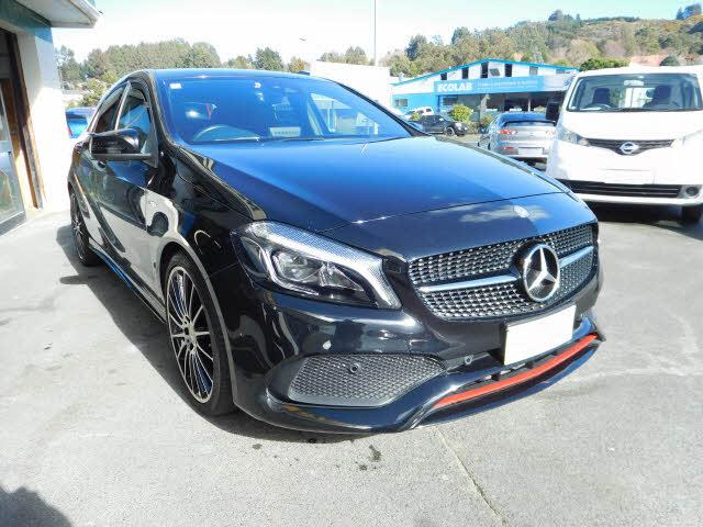 image-0, 2016 MercedesBenz A250 4MATIC at Dunedin