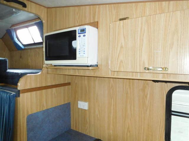 image-12, 2004 Mitsubishi Canter 4 berth at Dunedin