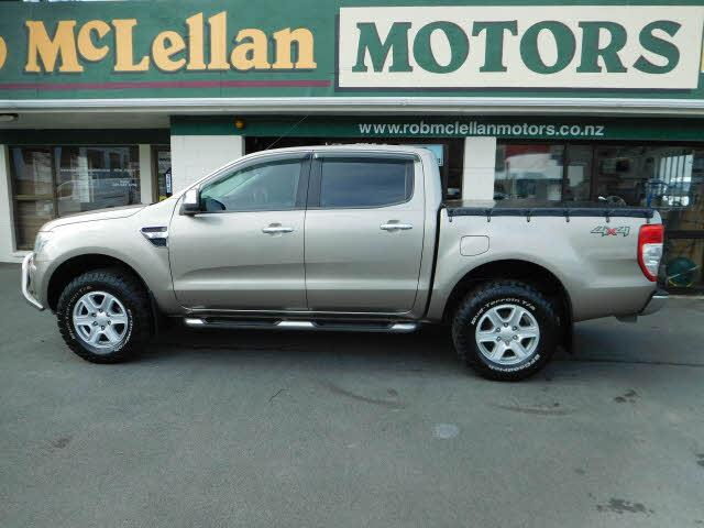 image-1, 2013 Ford Ranger XLT 4WD at Dunedin
