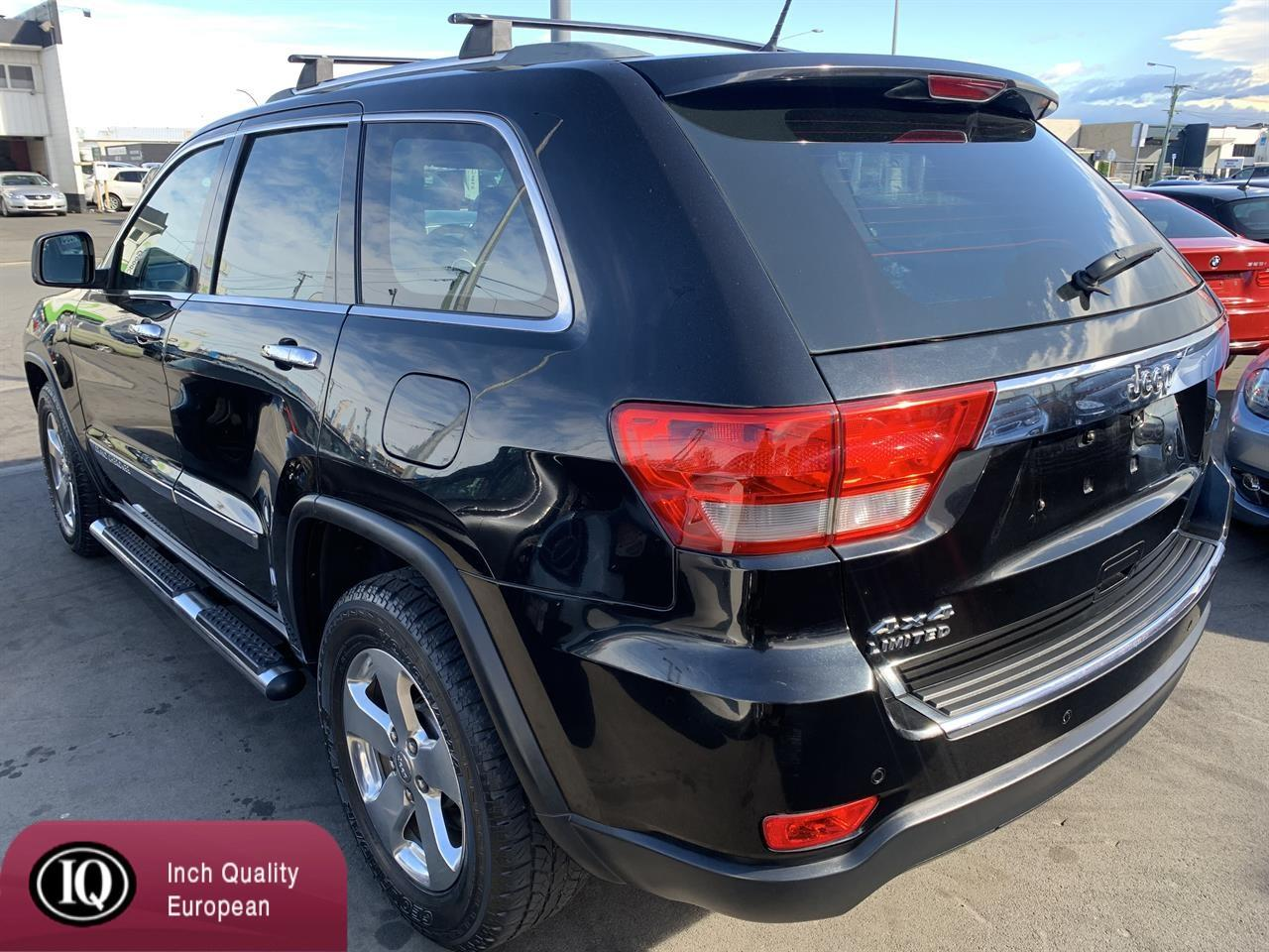 image-3, 2011 Jeep Grand Cherokee Ltd One owner & Highest s at Christchurch