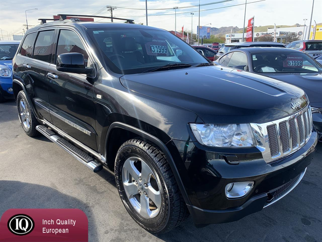 image-0, 2011 Jeep Grand Cherokee Ltd One owner & Highest s at Christchurch