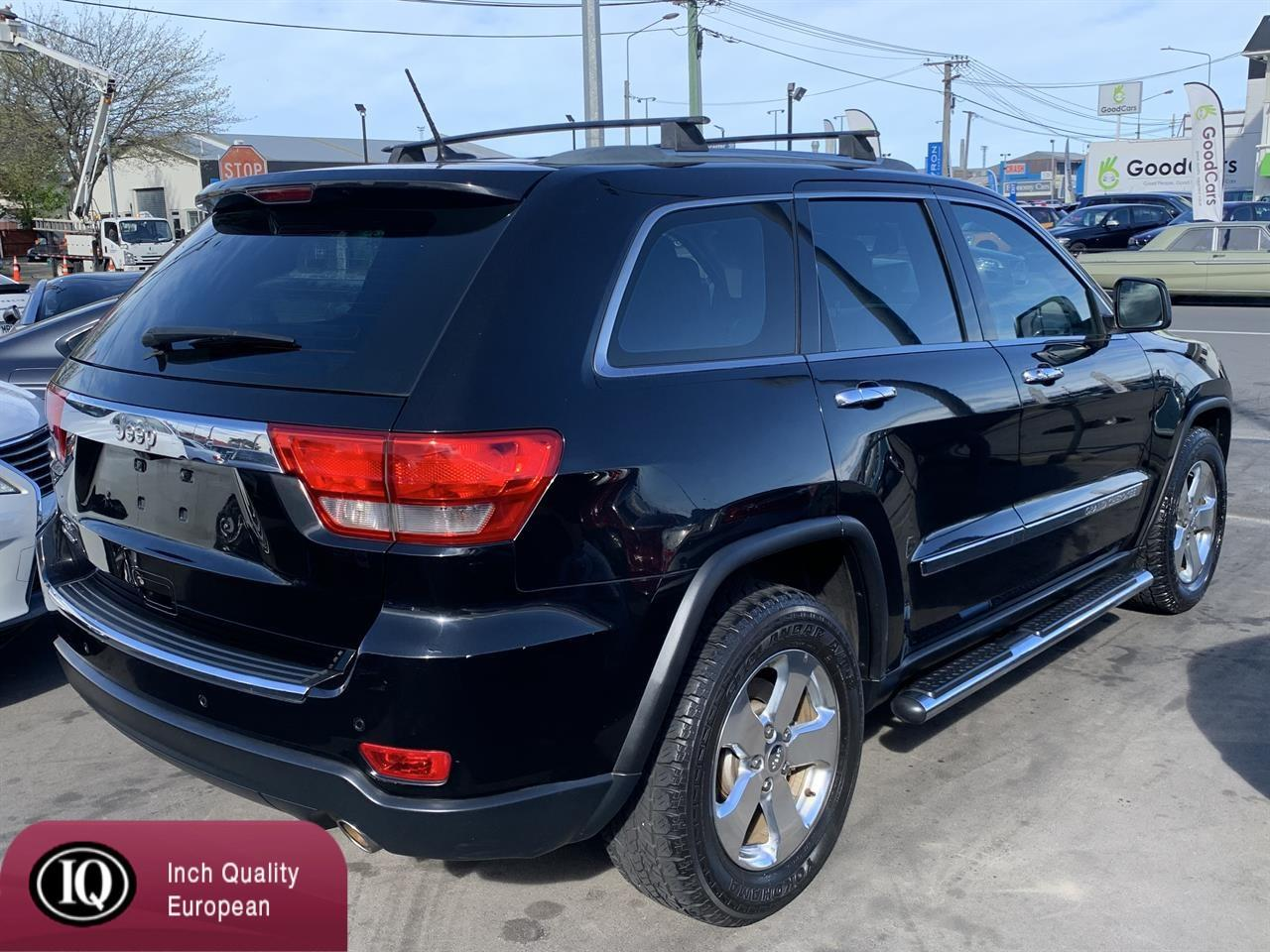 image-1, 2011 Jeep Grand Cherokee Ltd One owner & Highest s at Christchurch